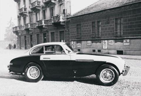 Ferrari 340 America Coupé Vignale 1951 asta