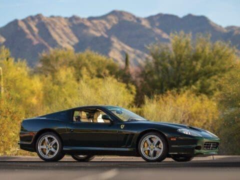 Ferrari 575 Superamerica 2005 asta