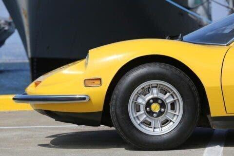 Ferrari Dino 246 GTS 1972 asta