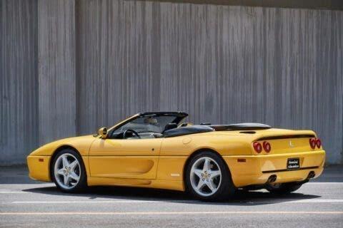 Ferrari F355 Spider 1995 asta