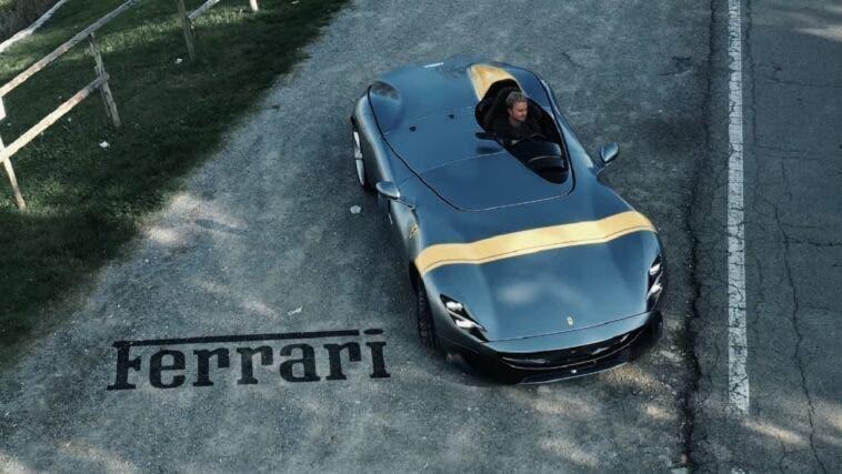 Ferrari Monza SP1 Nico Rosberg