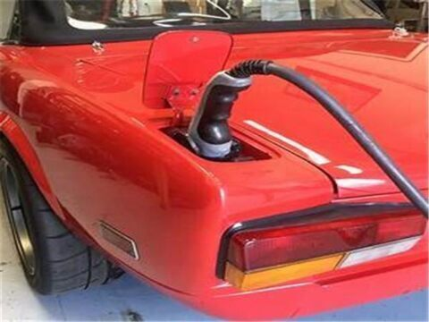 Fiat Spider 1983 EV eBay