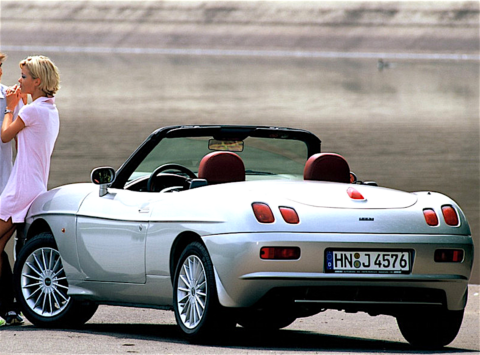 Fiat Barchetta - 5
