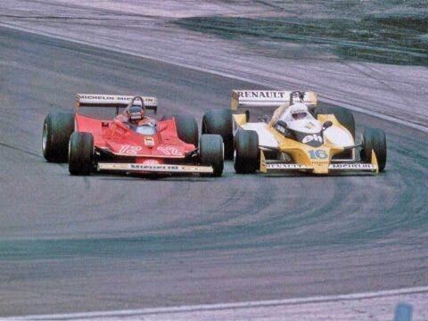 Gilles Villeneuve _ 2