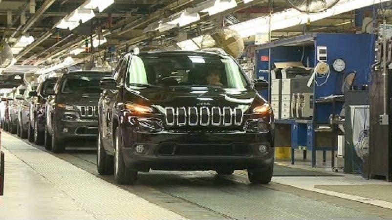 Jeep Cherokee Belvidere