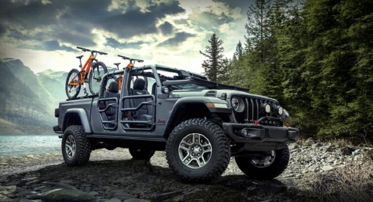 Jeep Gladiator Rubicon 2020 Mopar