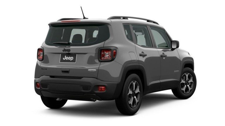 Jeep Renegade North Edition 2020