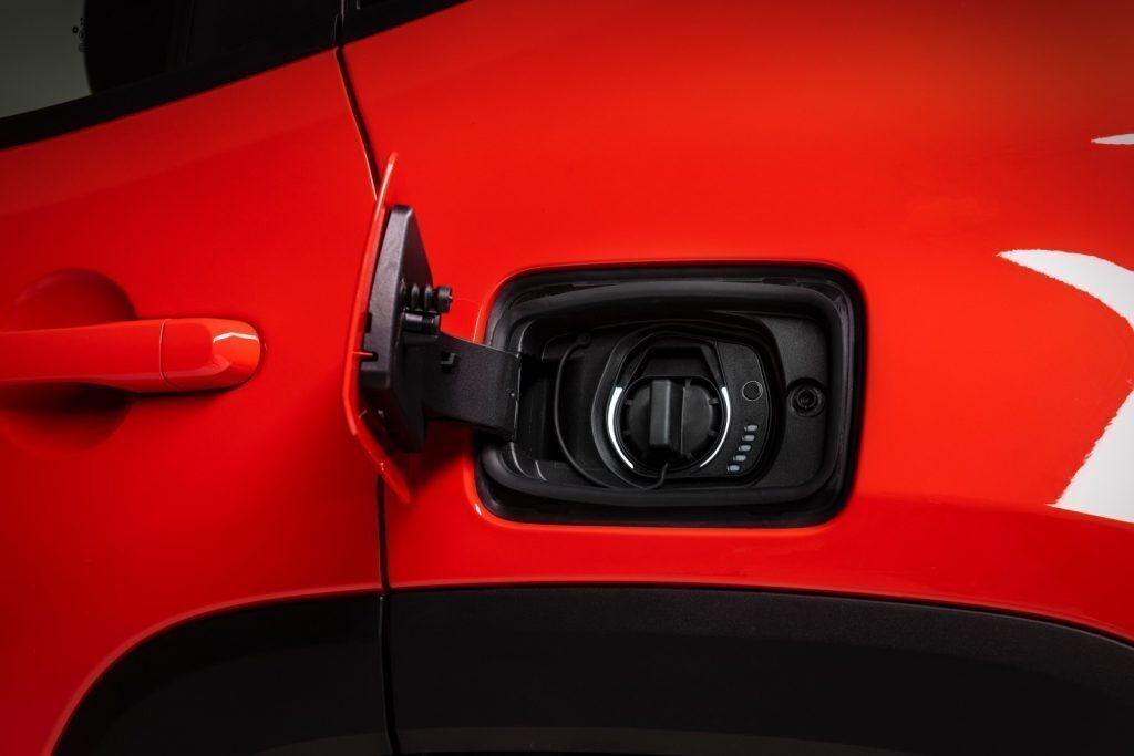 Jeep Wrangler Plug-in Hybrid CES 2020