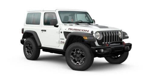 Jeep Wrangler Rubicon Recon 2020
