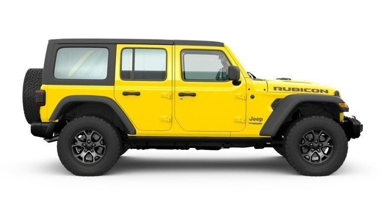 Jeep Wrangler Rubicon XTreme-Trail Rated