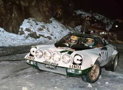 Lancia Stratos _ 1