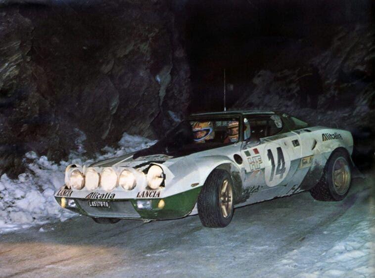 Lancia Stratos _ 2