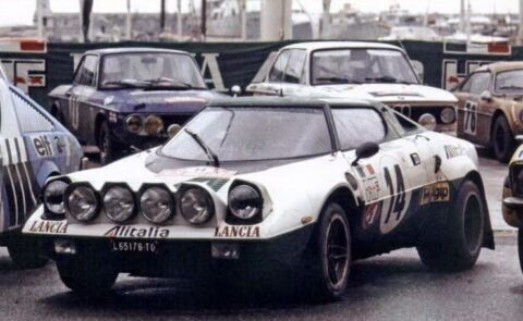 Lancia Stratos _ 3