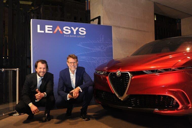 Leasys Alfa Romeo Tonale concept
