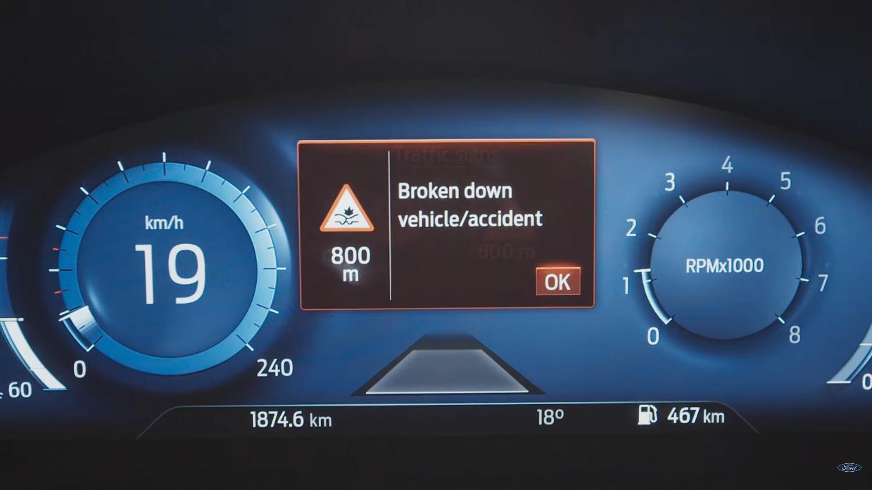 Local Hazard Information Ford
