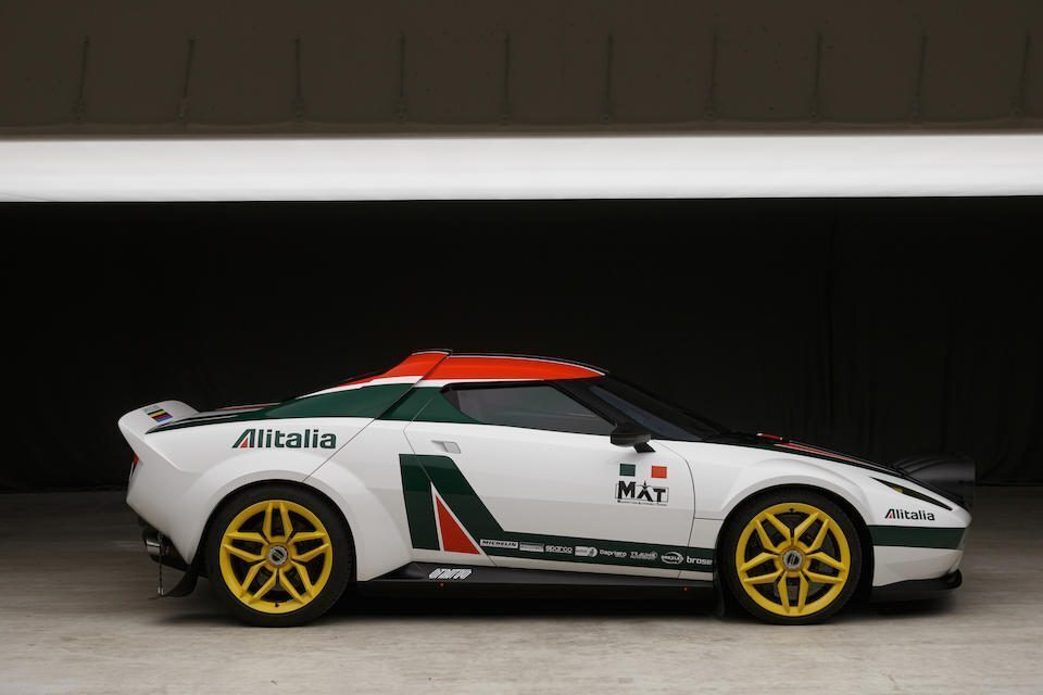 MAT New Stratos 2019 asta