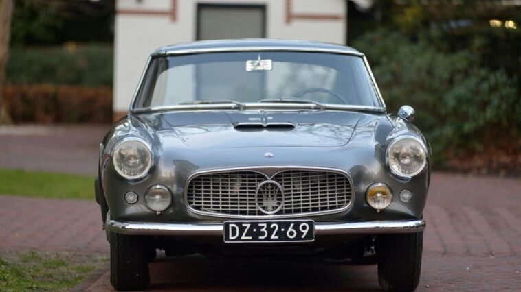 Maserati 3500 GT 1959 asta