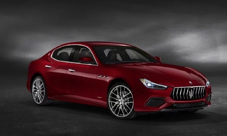 Maserati Ghibli ibrida