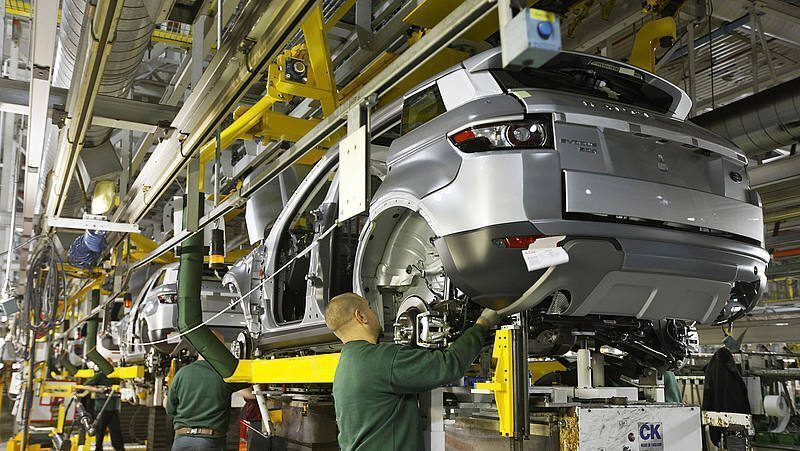 Mercato auto Regno Unito