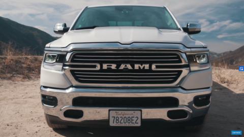 Ram 1500 Laramie 2020 Carwow