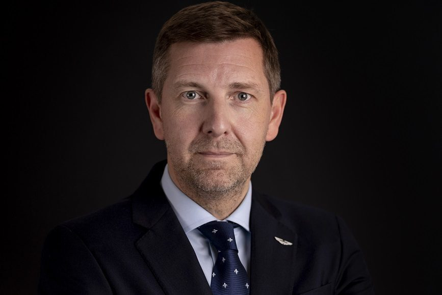 Simon Sproule Chief Communications Officer FCA