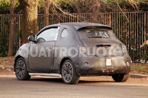 Fiat 500 Elettrica - 4