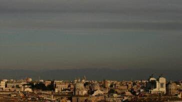 Smog a Roma
