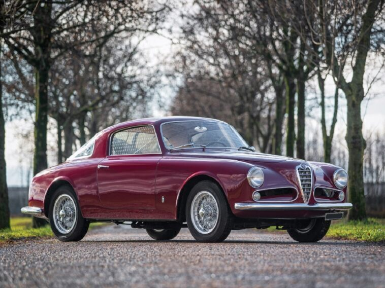 Alfa Romeo 1900C Sprint Coupé 1953 asta