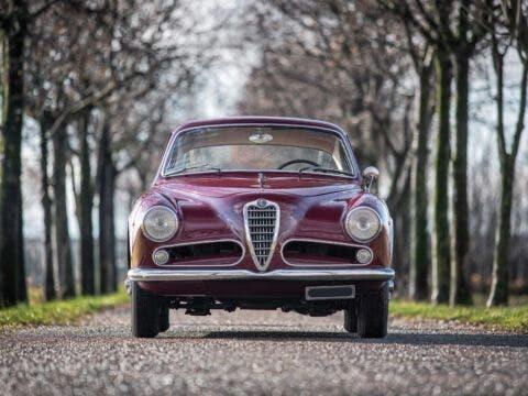 Alfa Romeo 1900C Sprint Coupé