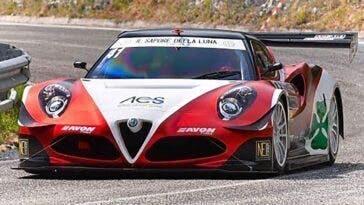 Alfa Romeo 4C 532 CV