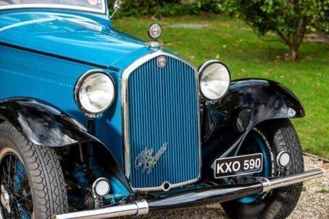 Alfa Romeo 6C 1750 GTC 1931 asta