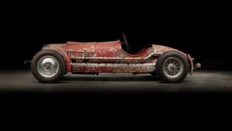 Alfa Romeo 6C 1750 SS Benito Mussolini
