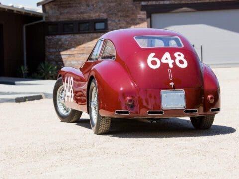 Alfa Romeo 6C 2500 Competizione 1962 asta