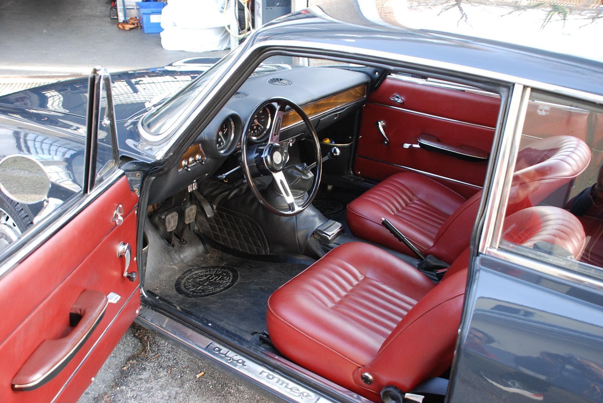 Alfa Romeo GT 1300 Junior 1970 asta online