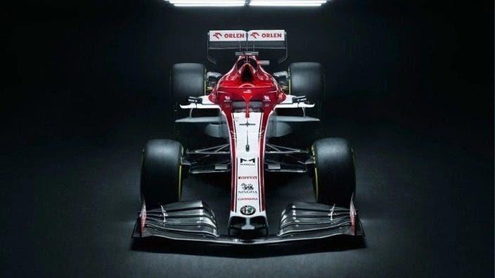 Svelata la Alfa Romeo Racing C39