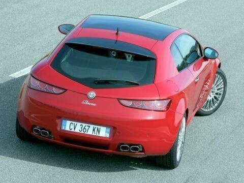 Alfa Romeo Brera _ 5