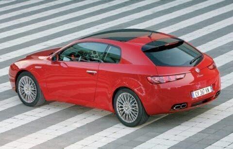 Alfa Romeo Brera _ 7