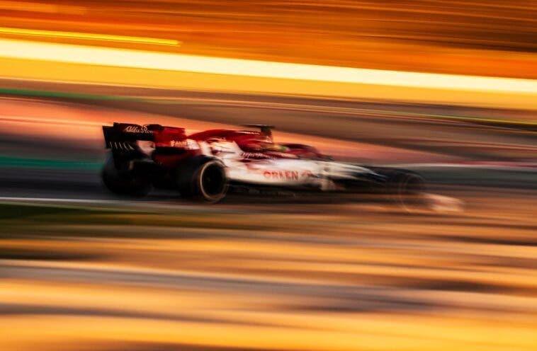 Alfa Romeo C39 _ Test _ 1