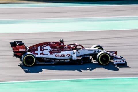 Alfa Romeo C39 _ Test _ 2