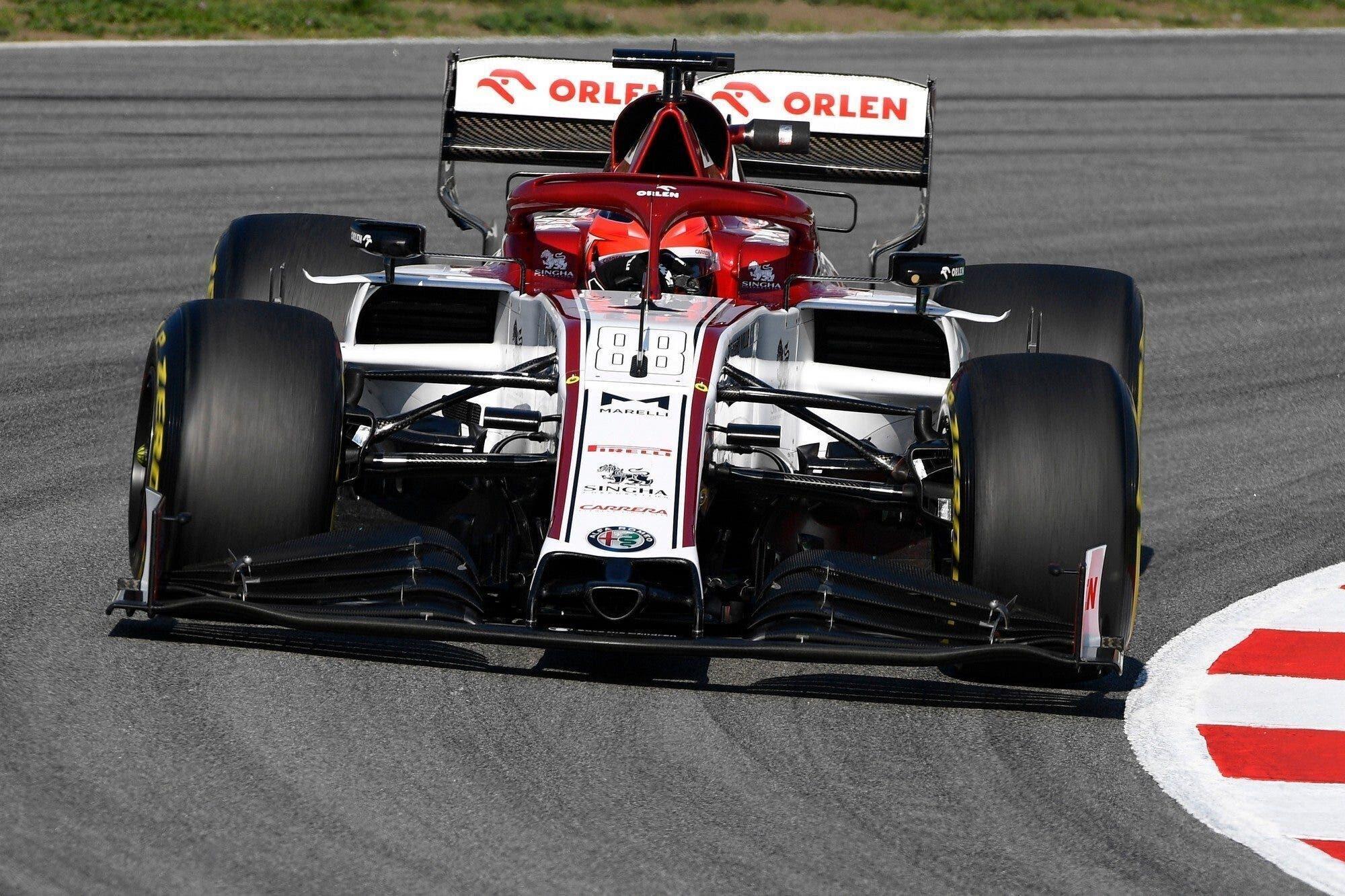 Alfa Romeo C39 _ Test _ 4