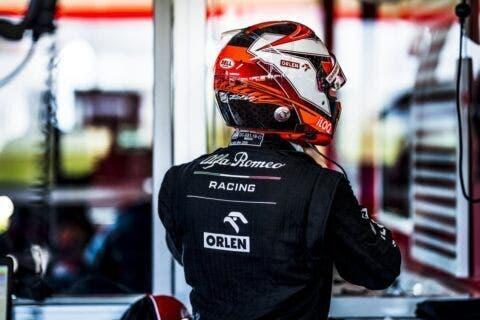 Alfa Romeo Racing C39 _ 5