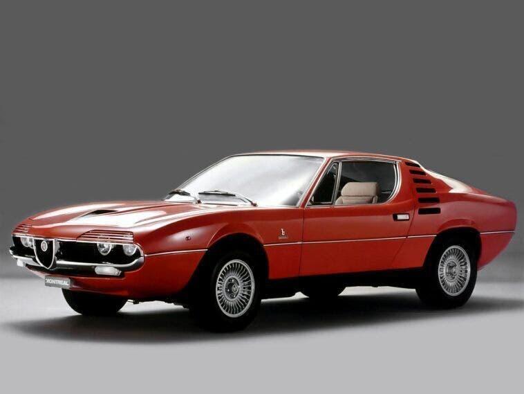 Alfa Romeo Montreal - 1