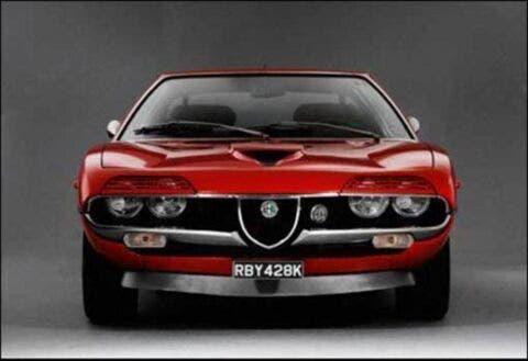 Alfa Romeo Montreal - 2