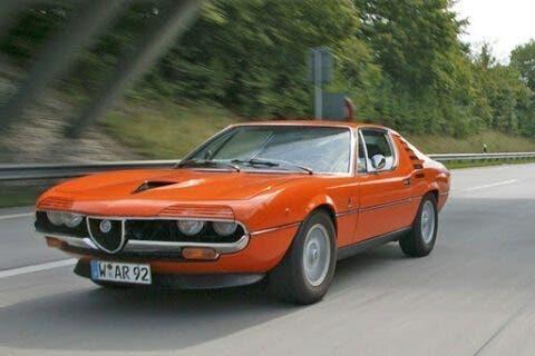 Alfa Romeo Montreal - 4