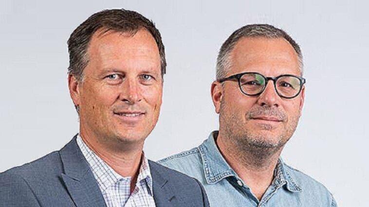 Andrei Zaitzev e Tom Noble FCA