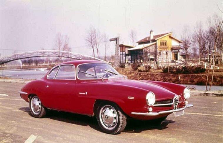 Auto d'epoca Alfa Romeo