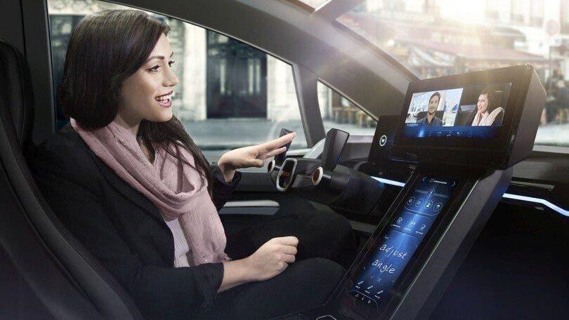 Bosch auto a guida autonoma
