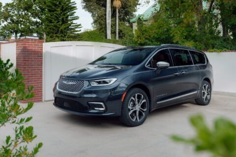 Chrysler Pacifica 2021