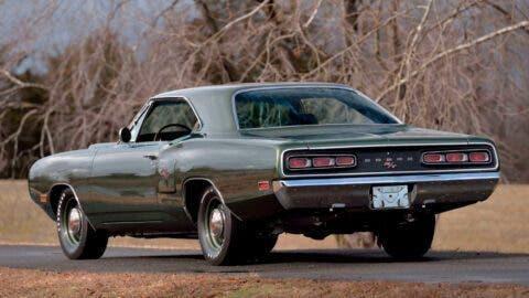 Dodge Hemi Coronet R/T 1970 asta