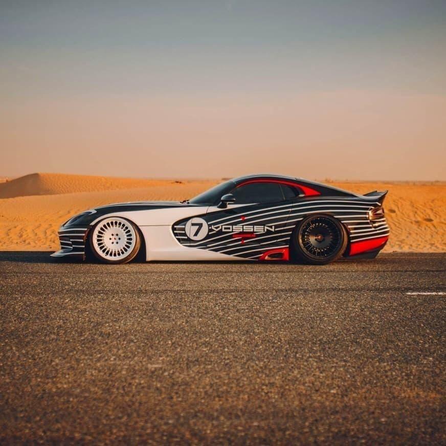 Dodge Viper Gen V Dubai